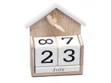 Calendar vesnic din lemn