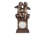 "Часы ""Ангелочки - близнецы"""