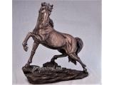 """Статуэтка """"Конь на скале"""" стильный мужской подарок"""