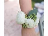Butonieră Nuntă Căsătorie pentru domnisoarele  de onoare handmade