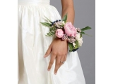 Оригинальные свадебные бутоньерки на руку невесте, подружкам невесты