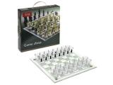 """Подарочная настольная игра """"Шахматы рюмки"""" оригинальный подарок для мужчин"""