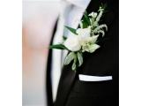 Butonieră nuntă căsătorie pentru mire, prietenii mirelui