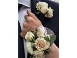 Комплект свадебных аксессуаров ручной работы