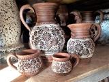Кувшин  для напитков  с орнаментом