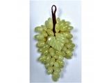 Виноград из натурального камня оникс