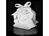 "Bonbonniere nunta  ""Rose"""