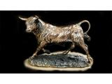 """Статуэтка Veronese -"""" Бык"""", символ  мужественности и стабильности"""