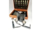 Мужской подарочный набор с шахматами
