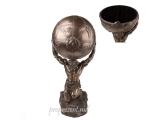 """Statuietă – pușculiță """" Zeul grecesc – Atlant"""""""