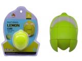 Кубик Рубика в форме лимона