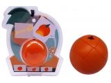 Кубик Рубика в форме апельсина